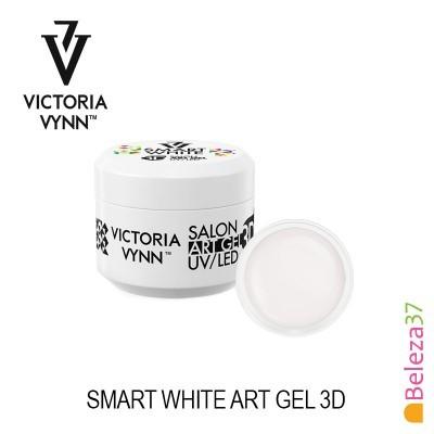 Smart White Art Gel 3D - Gel de Decoração Victoria Vynn