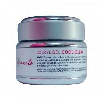 Gel AcrylGel Cool Clear 50ml (Transparente)