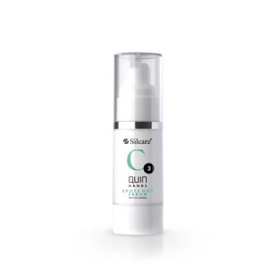 Creme de Mãos Silcare - Hand Serum QUIN with C3 Complex 30ml