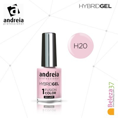 Hybrid Gel Andreia – Fusion Color H20