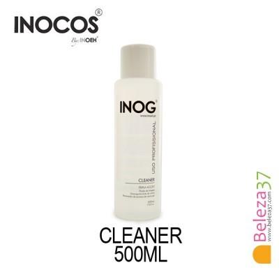 Cleaner para Verniz Gel Inocos 500ml