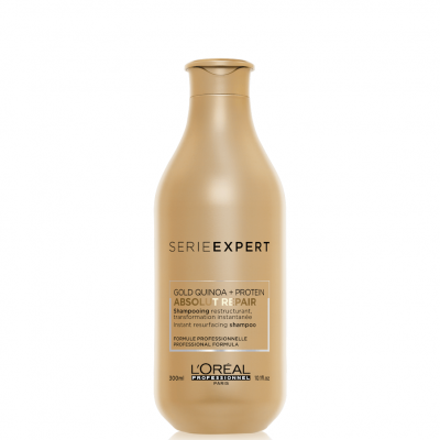 Champô L'Oréal Absolut Repair Gold 300ml