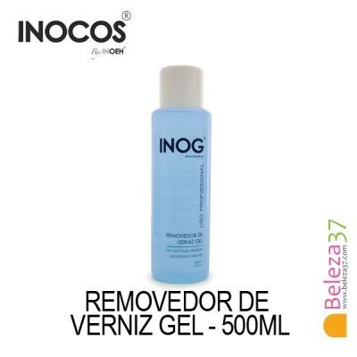 Removedor de Verniz Gel Inocos 500ml