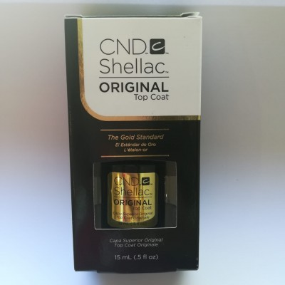 CND SHELLAC - Top Coat Original 15ml