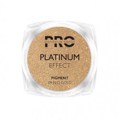 Pigmento Platinum Constance Carroll - Red Gold 09