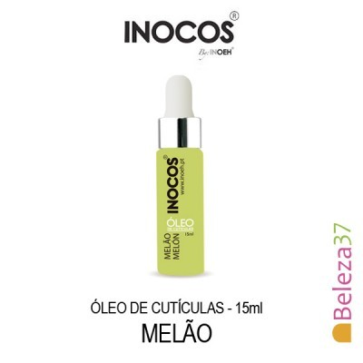 Óleo de Cutículas Inocos 15ml - Melão