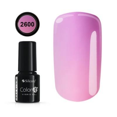 Verniz Gel Térmico - Color it 6g - 2600