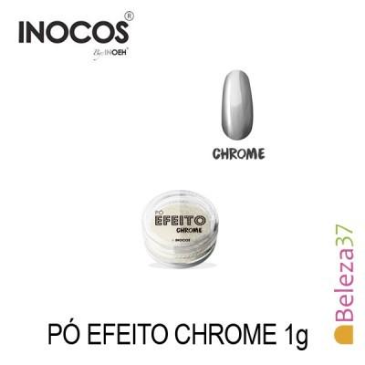 Inocos — Pó Efeito Chrome 1g