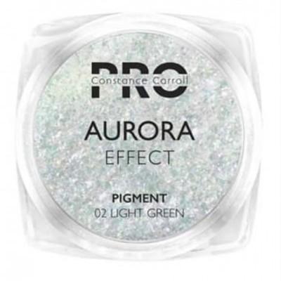 Pigmento Aurora Constance Carroll - Light Green/Voilet 02