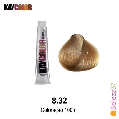 KayColor Coloração 100ml - Cor 8.32