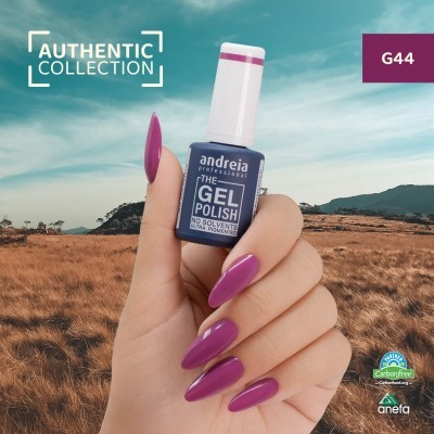 The Gel Polish Andreia G44 – Pink Countryside