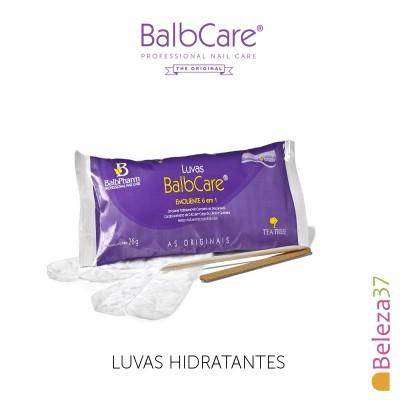 Par de Luvas Hidratantes BrazzCare / BalbCare