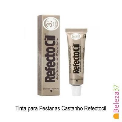 Tinta para Pestanas RefectoCil - Castanho