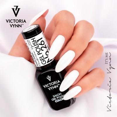 Victoria Vynn 261 – White Queen (Branco Puro + Pigmentado)