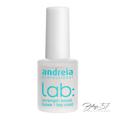 lab: strength boost base + top coat andreia