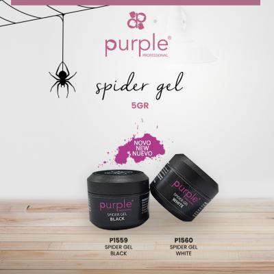 Spider Gel Purple 5g