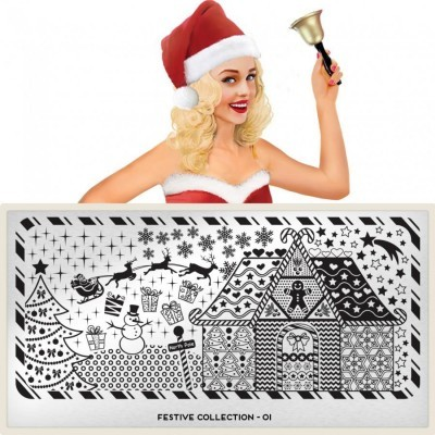 MoYou Stamping – Festive 1