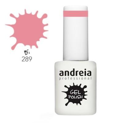 Verniz Gel Andreia 289 (Rosa Bombom)
