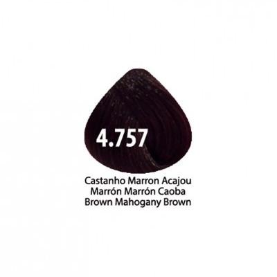 Tinta Violet Keratin Trendy 4.757 - 100ml -  CASTANHO MARRON ACAJOU