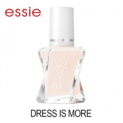 Essie Gel Couture 1042 - Dress Is More (Branco Leitoso)