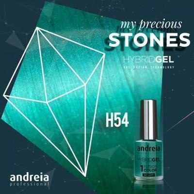 Hybrid Gel Andreia – Fusion Color H54