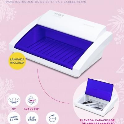 Esterilizador Germicida UV Profissional Inocos