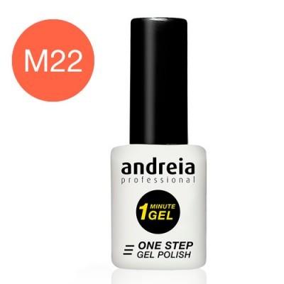 ANDREIA 1 MINUTE GEL M22 (Laranja Néon)