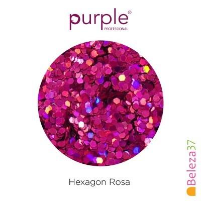 Hexagon Rosa
