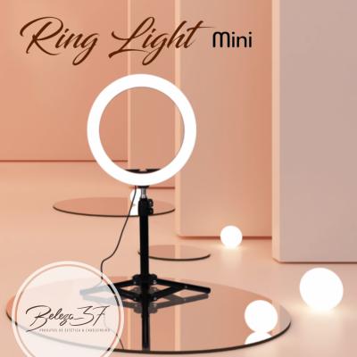 Anel Led de Mesa - Ring Light Mini (Led Ring)