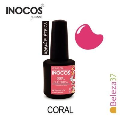 Verniz Gel Inocos 104 — Maria Elétrica Coral