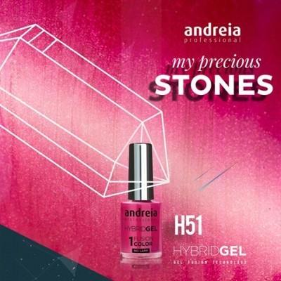 Hybrid Gel Andreia – Fusion Color H51