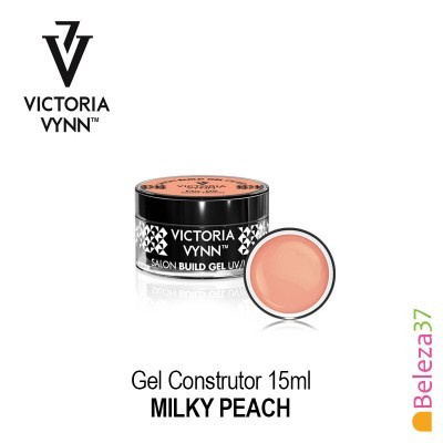 Gel Construtor Victoria Vynn 09 - Milky Peach 15ml