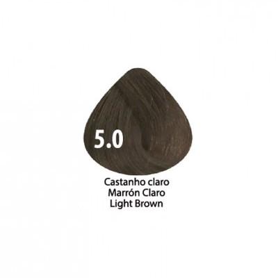 Tinta Violet Keratin Trendy 5.0 - 100ml - CASTANHO CLARO