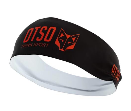 Headband Ottso Sport Black