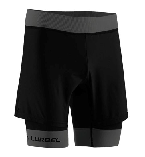 Lurbel SAMBA Short - Black/Grey