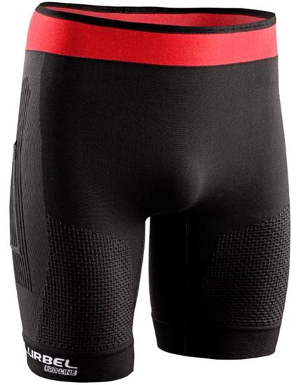 Lurbel TIFON PRO Short - Black/Red