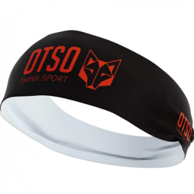 Headband Ottso Sport Black