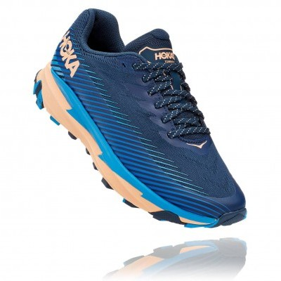 Hoka One One Torrent 2 Woman - Indigo Bunting / Bleached Apricot