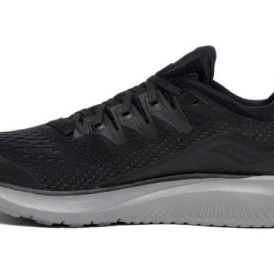 Saucony Ride ISO 2 Blackout