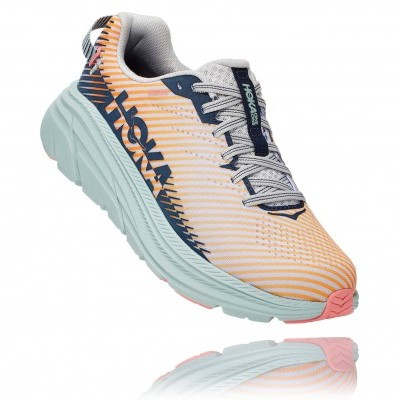 Hoka One One Rincon 2 - Lunar Rock/Black Iris