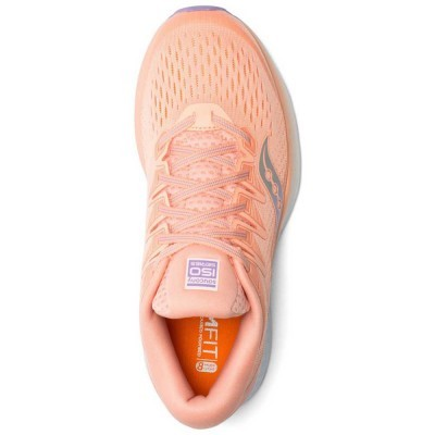 Saucony Ride Iso 2 Women Peach