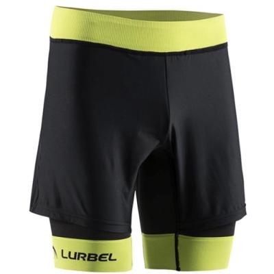 Lurbel SAMBA Short - Black/Pistachio
