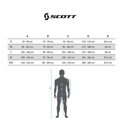 SCOTT Hybrid RC Run Shorts 2 in 1