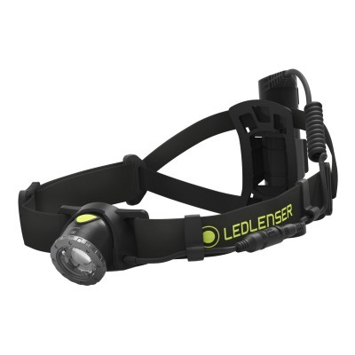 Led Lenser NEO10R Preto (600 Lúmens)