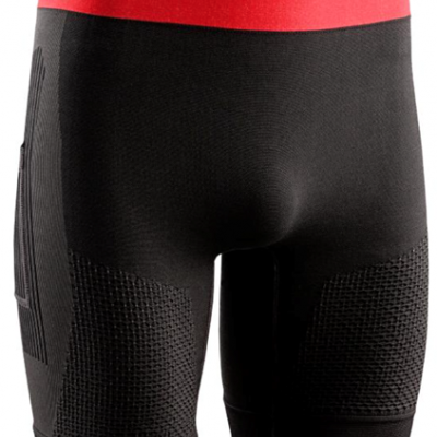 Lurbel TIFON PRO Short - Black/Red
