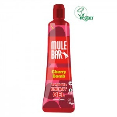 MULEBAR GEL VEGAN CEREJA 37G