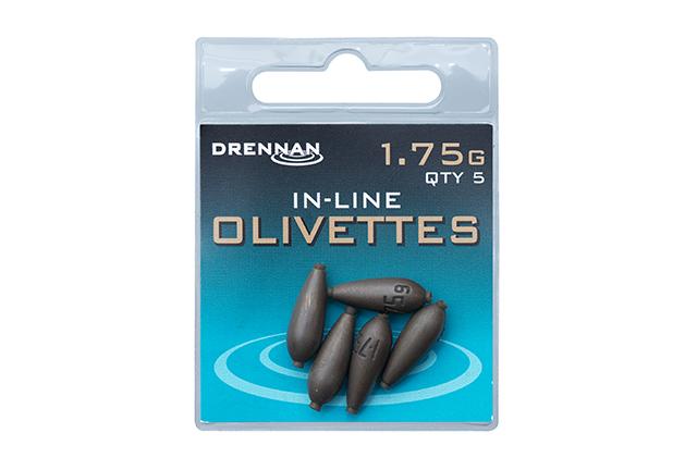Olivetes Drennan In-Line