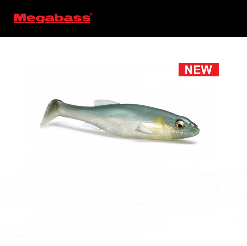Amostra Megabass MagDraft Freestyle