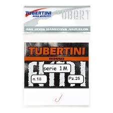 Anzol Tubertini Série 1M Red