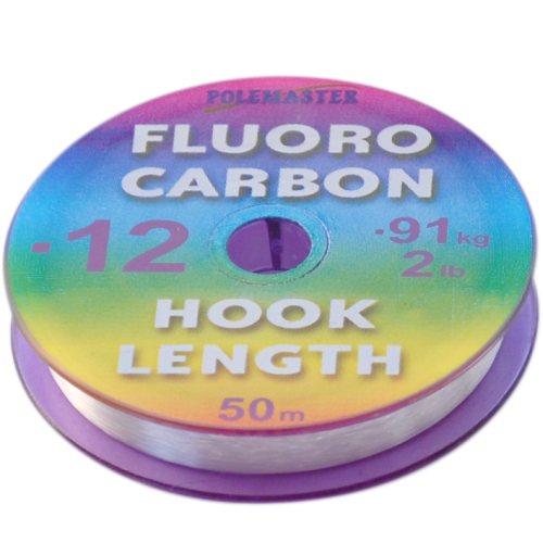 Fio Drennan Fluorcarbon Hook Lenght 50M